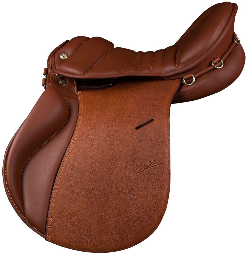 Selle cheval Zaldi Royal police