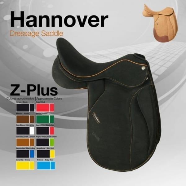 selle cheval Zaldi Hannover