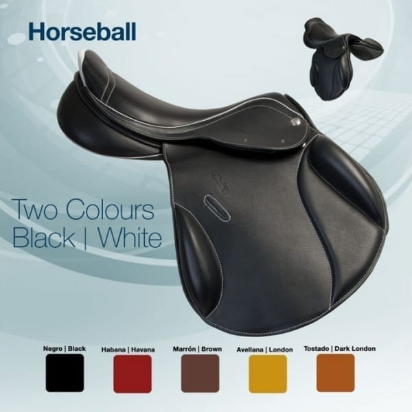 selle horseball Zaldi