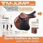 Selle cheval ZALDI - TM-JUMP