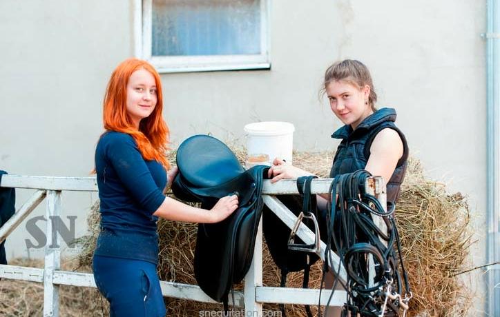 Comment nettoyer une selle de cheval en cuir?