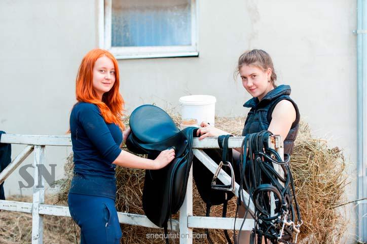 Comment nettoyer une selle de cheval en cuir ?