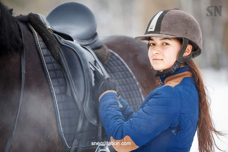 Guide de la selle 16 pouces pour votre cheval