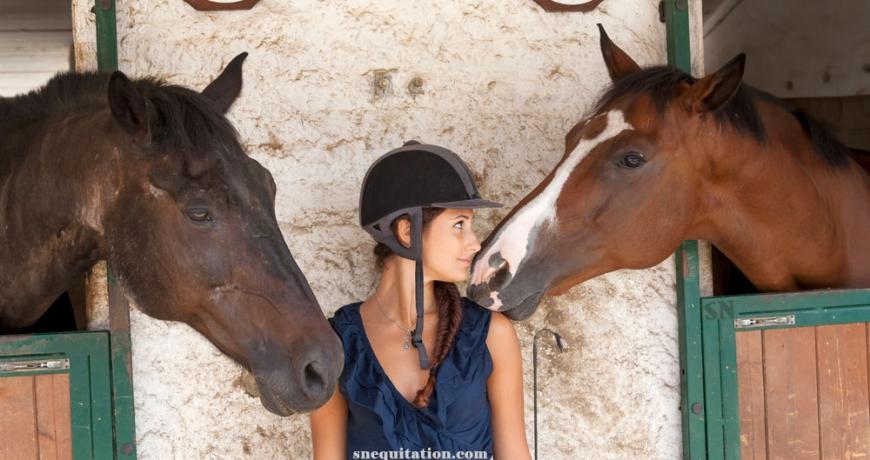 Comment faire connaissance avec son cheval